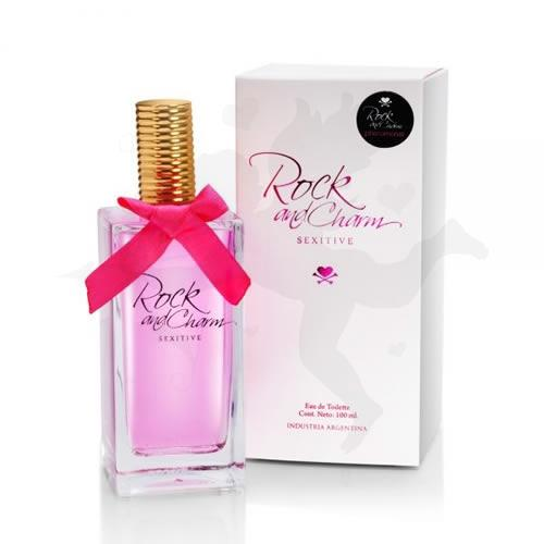 Perfume Rock and Charm 100ml